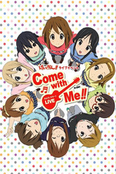 K-ON!! Live Concert-Come With Me!! Trailer