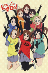 K-ON! Live Concert- Let's Go! Trailer