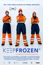 Keep Frozen Trailer