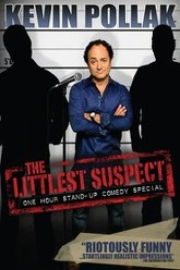 Kevin Pollak: The Littlest Suspect Trailer