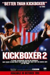 Kickboxer 2:  The Road Back Trailer