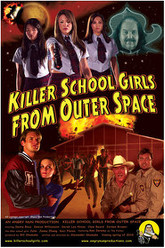 Killer School Girls from Outer Space Trailer