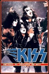 Kiss [1977] Live at Cobo Hall Detroit Trailer