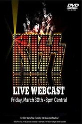 Kiss [2012] New Orleans Live Webcast Trailer