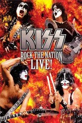 Kiss: Rock the Nation Live Trailer