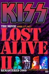 KISS - THE LOST ALIVE 2 MOVIE Trailer