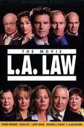 L.A. Law: The Movie Trailer