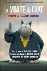 La Minute du chat de Philippe Geluck Trailer