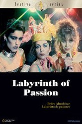 Labyrinth of Passion Trailer