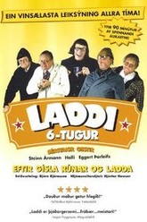 Laddi 6-tugur Trailer