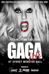 Lady Gaga Live at Sydney Monster Hall Trailer