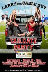 Larry the Cable Guy: Tailgate Party Trailer