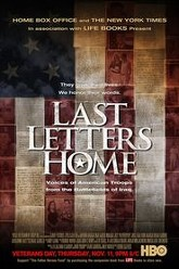 Last Letters Home Trailer