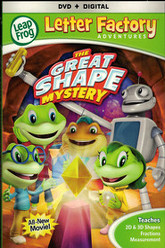 Leapfrog Letter Factory Adventures: Great Shape Mystery Trailer
