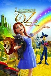 Legends of Oz: Dorothy's Return Trailer