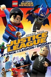 LEGO DC Super Heroes: Justice League - Attack of the Legion of Doom! Trailer