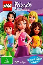 Lego Friends: New Girl In Town Trailer