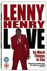 Lenny Henry Live - So Much Things To Say Trailer