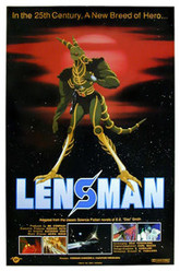 Lensman: Power of the Lens Trailer