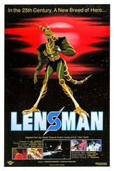 Lensman: Secret of the Lens Trailer