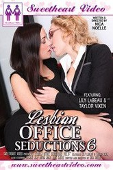 Lesbian Office Seductions 6 Trailer