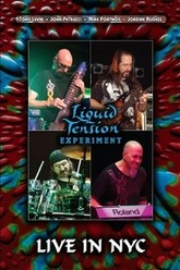 Liquid Tension Experiment - Live In NYC Trailer