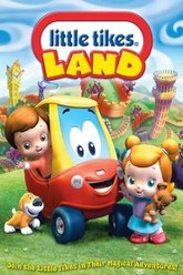 Little Tikes Land Trailer