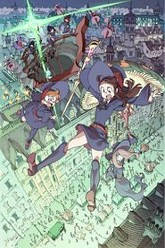 Little Witch Academia: The Enchanted Parade Trailer