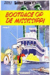 Lucky Luke - Bootrace Op De Mississipi Trailer