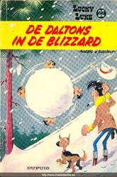 Lucky Luke - De Daltons In De Blizzard Trailer