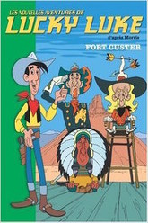 Lucky Luke - Fort Custer Trailer