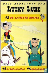 Lucky Luke - Het Dalton Kerstfeest Trailer