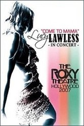 Lucy Lawless in Concert Trailer