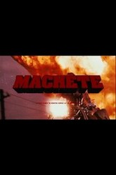 Machete Trailer