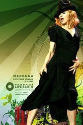 Madonna: Live Earth Concert at London Trailer