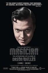 Magician: The Astonishing Life and Work of Orson Welles Trailer