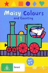 Maisy Colours and Counting Trailer