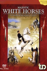 Majestic White Horses Trailer
