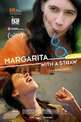 Margarita, with a Straw Trailer