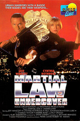 Martial Law II: Undercover Trailer