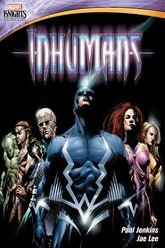 Marvel Knights: Inhumans Trailer