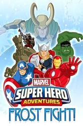 Marvel Super Hero Adventures: Frost Fight! Trailer