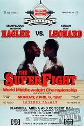 Marvelous Marvin Hagler vs Sugar Ray Leonard Trailer