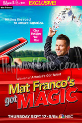 Mat Franco's Got Magic Trailer