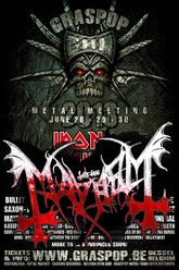 Mayhem: Graspop 2013 Trailer