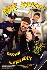 Maz Jobrani: Brown and Friendly Trailer
