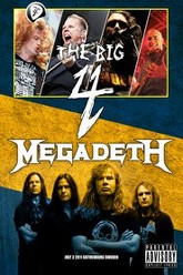 Megadeth: [2011] Live in Gothenburg - The Big 4 Trailer