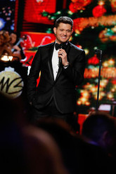 Michael Buble's Christmas in Hollywood Trailer