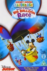 Mickey Mouse Clubhouse: Donald's Big Balloon Race Trailer