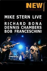 Mike Stern: New Morning The Paris Concert Trailer